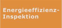 Energieeffizienz- <br />Inspektion